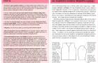 Инструкции по вязанию одежды