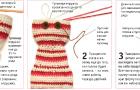 Вязание туловища и головы для игрушки