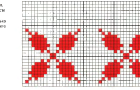 Орнаменты, выполненные крестом