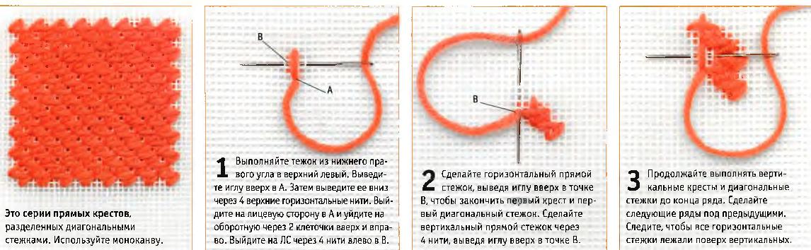 Диагональный крест