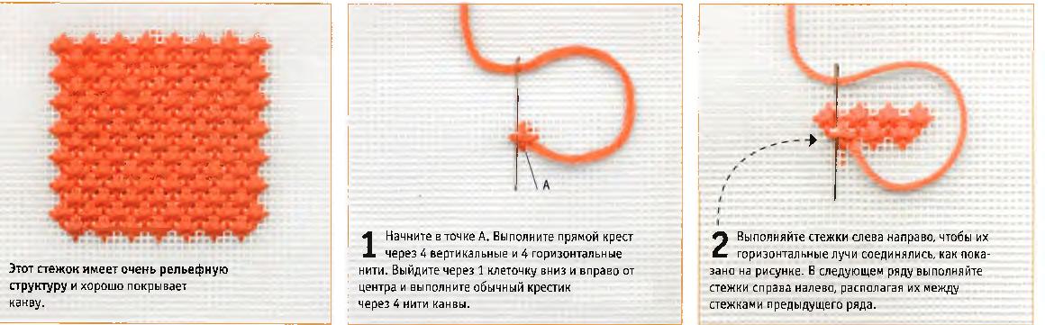 Двойной прямой крест