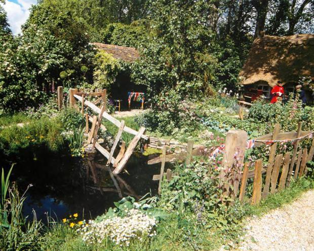 Проект сада «Сад для победителей»