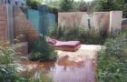 Проект сада «В четырех стенах»