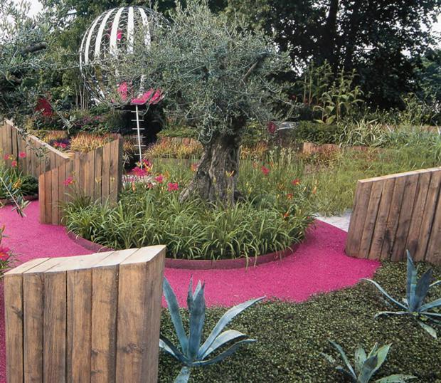 Проект сада «Сад жизни»