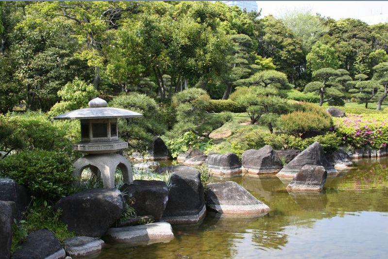 Другие водные устройства для японского сада