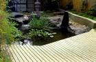 Настилы в японском саду