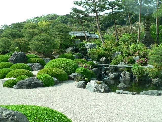 Непостоянство японского сада