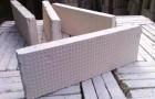 Погреб со стенами из асбоцементных плит