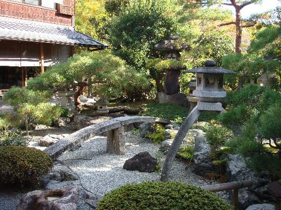 Растения в дизайне японских садов