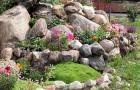 Размещение камней
