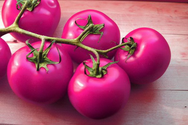 Сорт томата: Розовый гламур