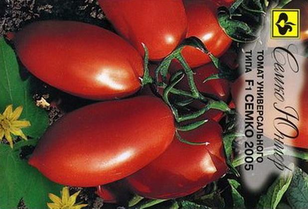 Сорт томата: Семко 2005   f1