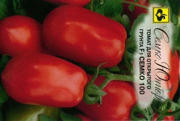 Сорт томата: Семко союз   f1