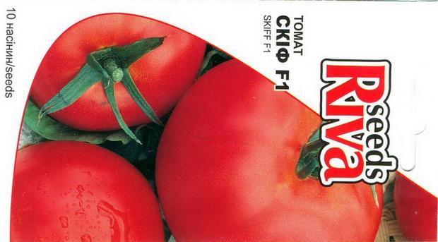 Сорт томата: Скиф   f1