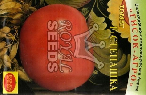 Сорт томата: Степашка   f1