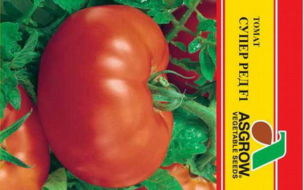 Сорт томата: Супер ред   f1