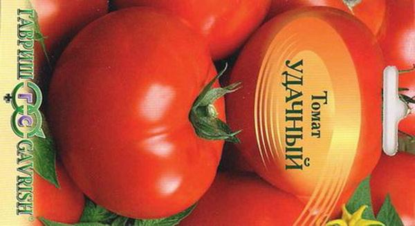 Сорт томата: Удачный