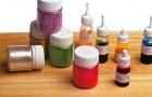 Жидкие красители для окрашивания мыльной основы