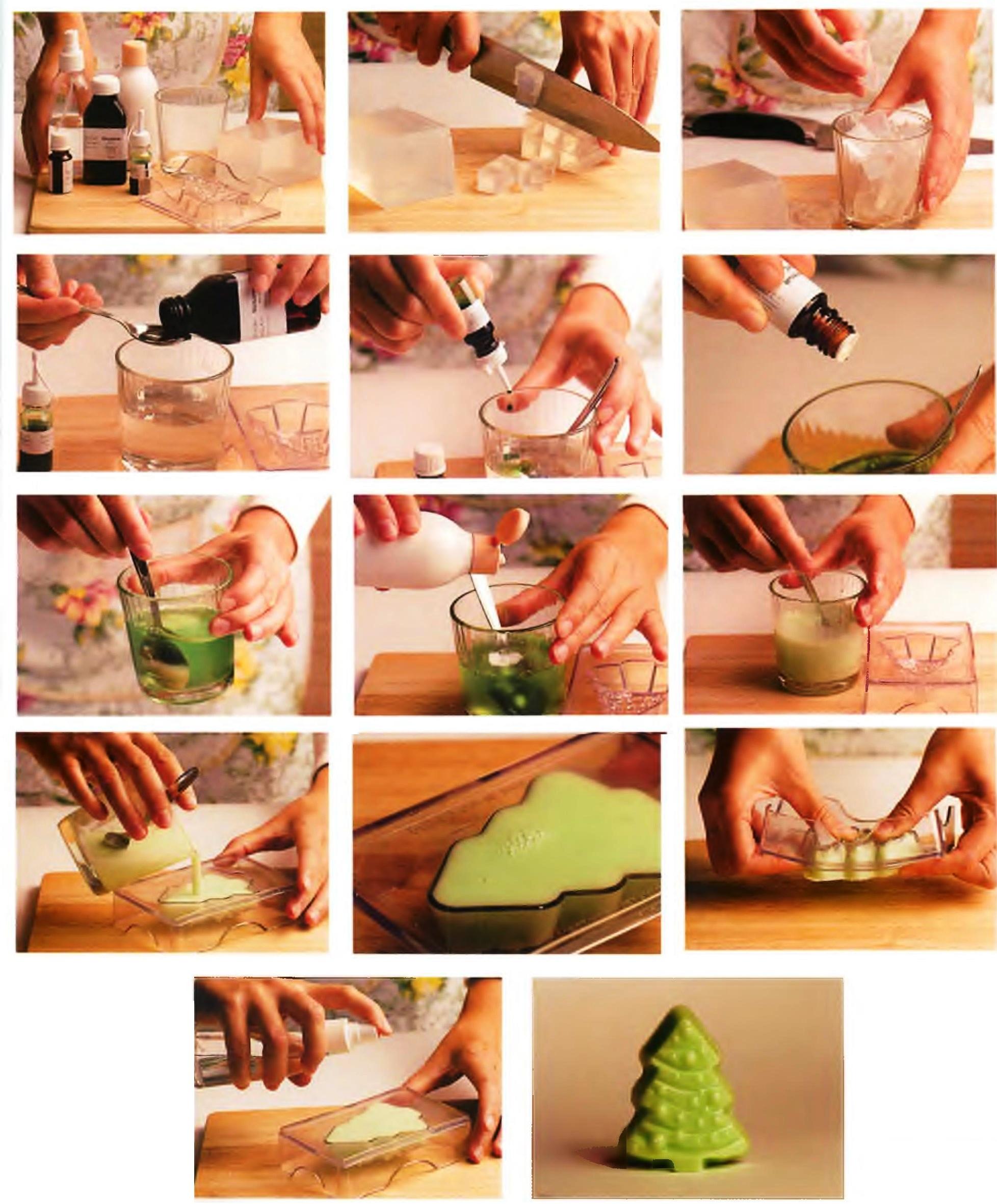 Технология мыловарения