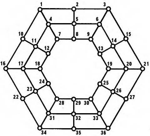 Шестиугольная мельница