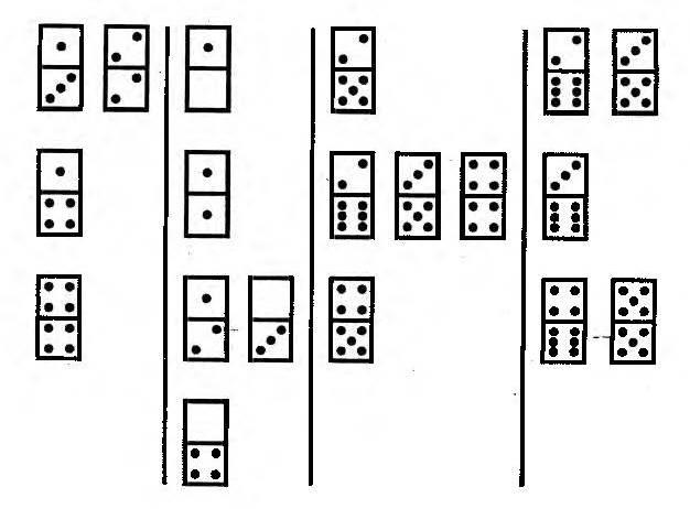 Криббедж-домино