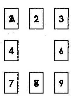 Каре 3x3
