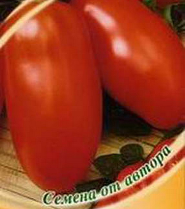 Сорт томата: Банан красный