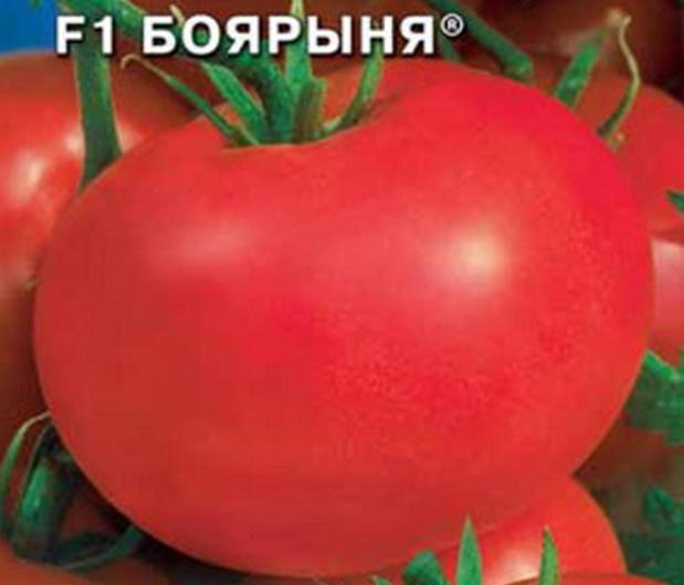 Сорт томата: Боярыня   f1