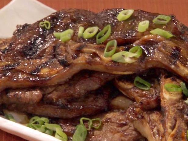 Говядина барбекю по-корейски