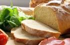 Хлеб из теста на закваске