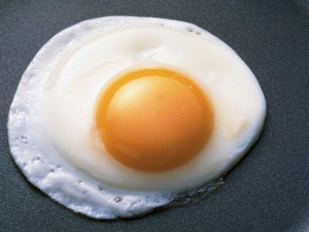 Идеальная яичница