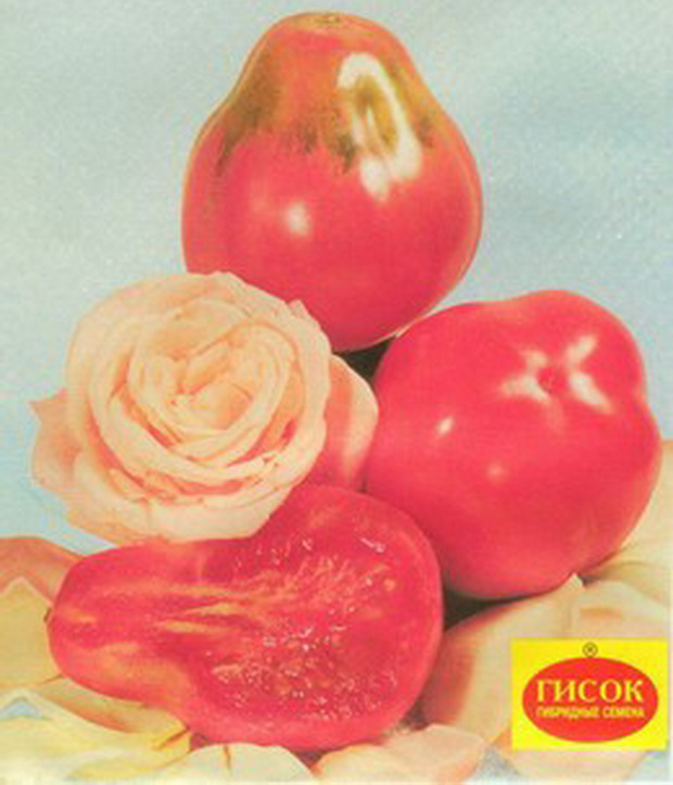 Сорт томата: Крымская роза
