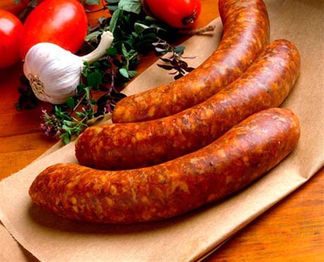 Литовская домашняя колбаса