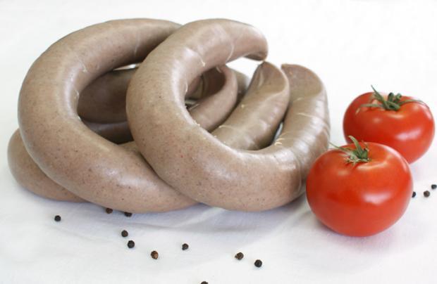 Ливерная колбаса по-голландски