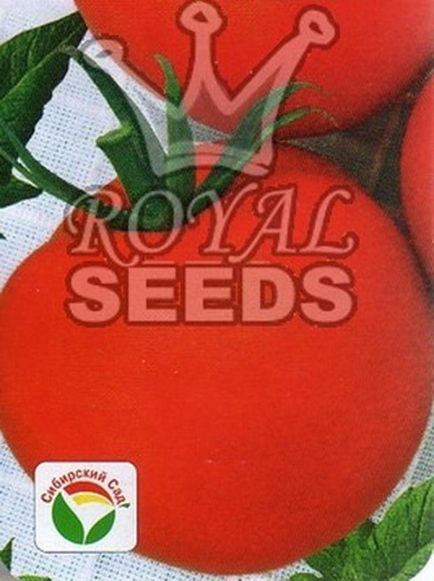 Сорт томата: Малиновый звон   f1