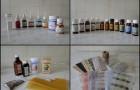 Материалы и инструменты для мыловарения