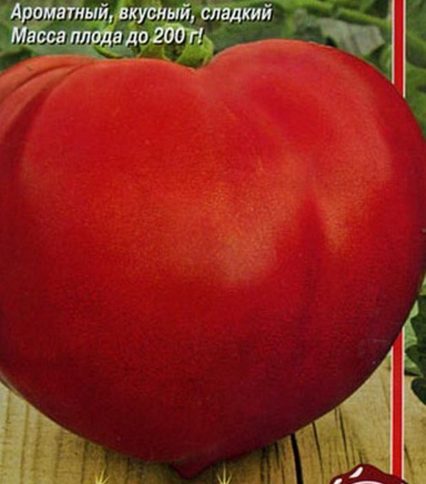 Сорт томата: Моя любовь   f1