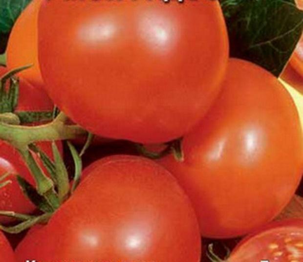 Сорт томата: Моя радость   f1
