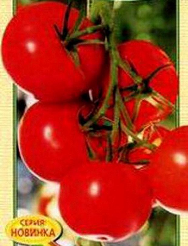 Сорт томата: Пересвет   f1