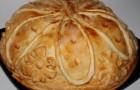 Пирог с курятиной
