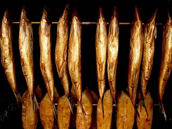 Секреты копчения рыбы