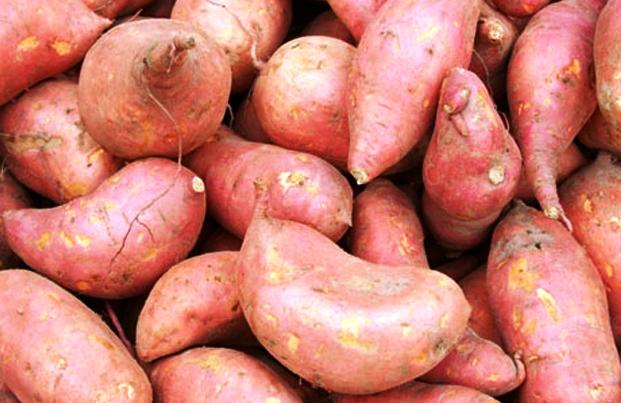 Сладкий картофель или ямс