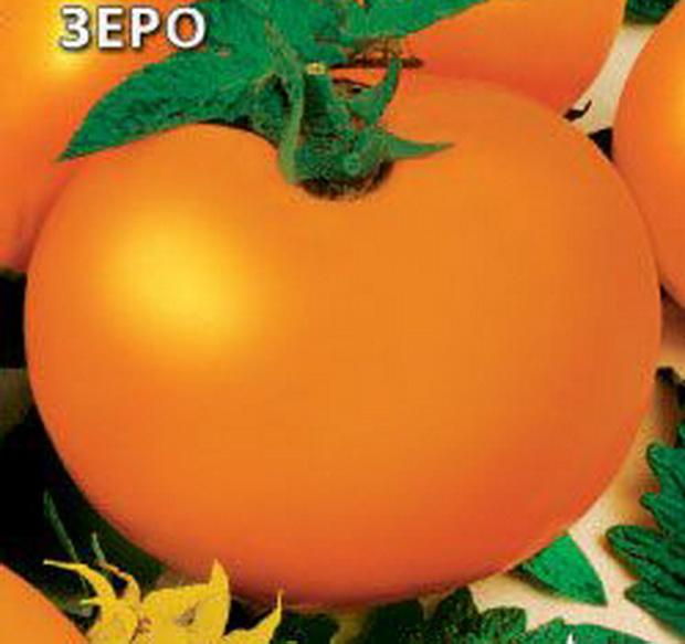 Сорт томата: Зеро
