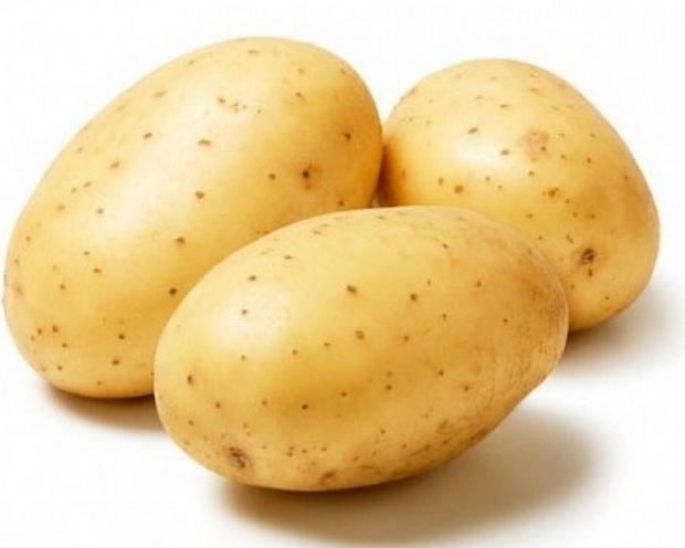 Сорт картофеля: Борус 2