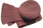 Декор вязаных шапок и шарфов