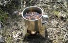 Кофе из корней