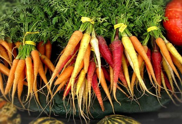 Сорт моркови: Колорит   f1