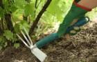 Обработка огорода
