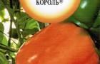 Сорт перца сладкого: Оранжевый король