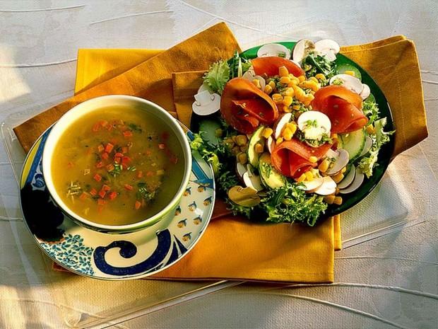 Первые и вторые блюда